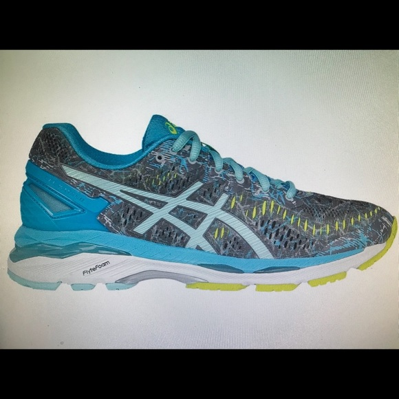 asics gel kayano 23 womens size 8.5